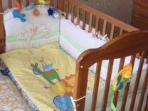 Одеяло детское 120x100