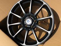 Шикарные Спортивные R18 Диски на BMW Black