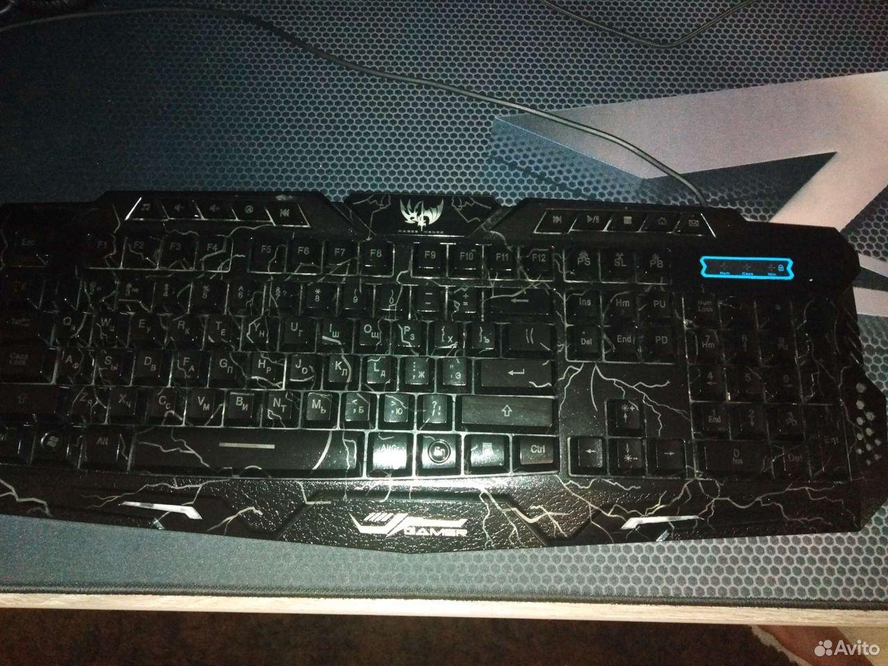 Игровая клавиатура  89520199030 купить 4