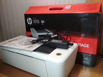 Принтер HP deskjet 1015
