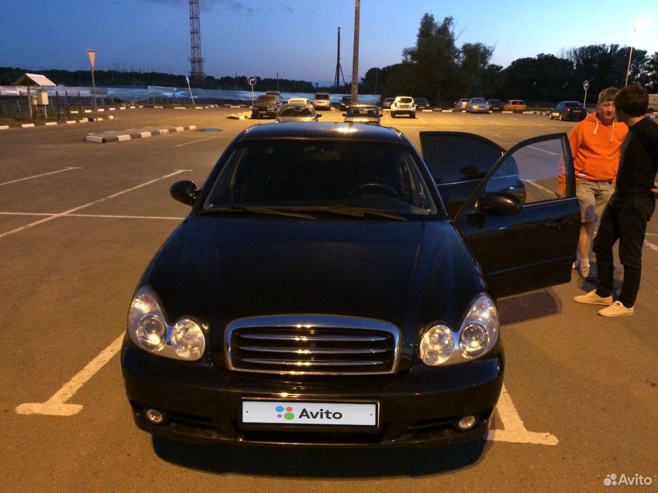 Hyundai Sonata, 2007  89625479488 купить 3