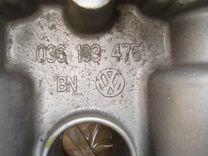 Постель распредвалов в сборе VW Golf 1.4 cgga