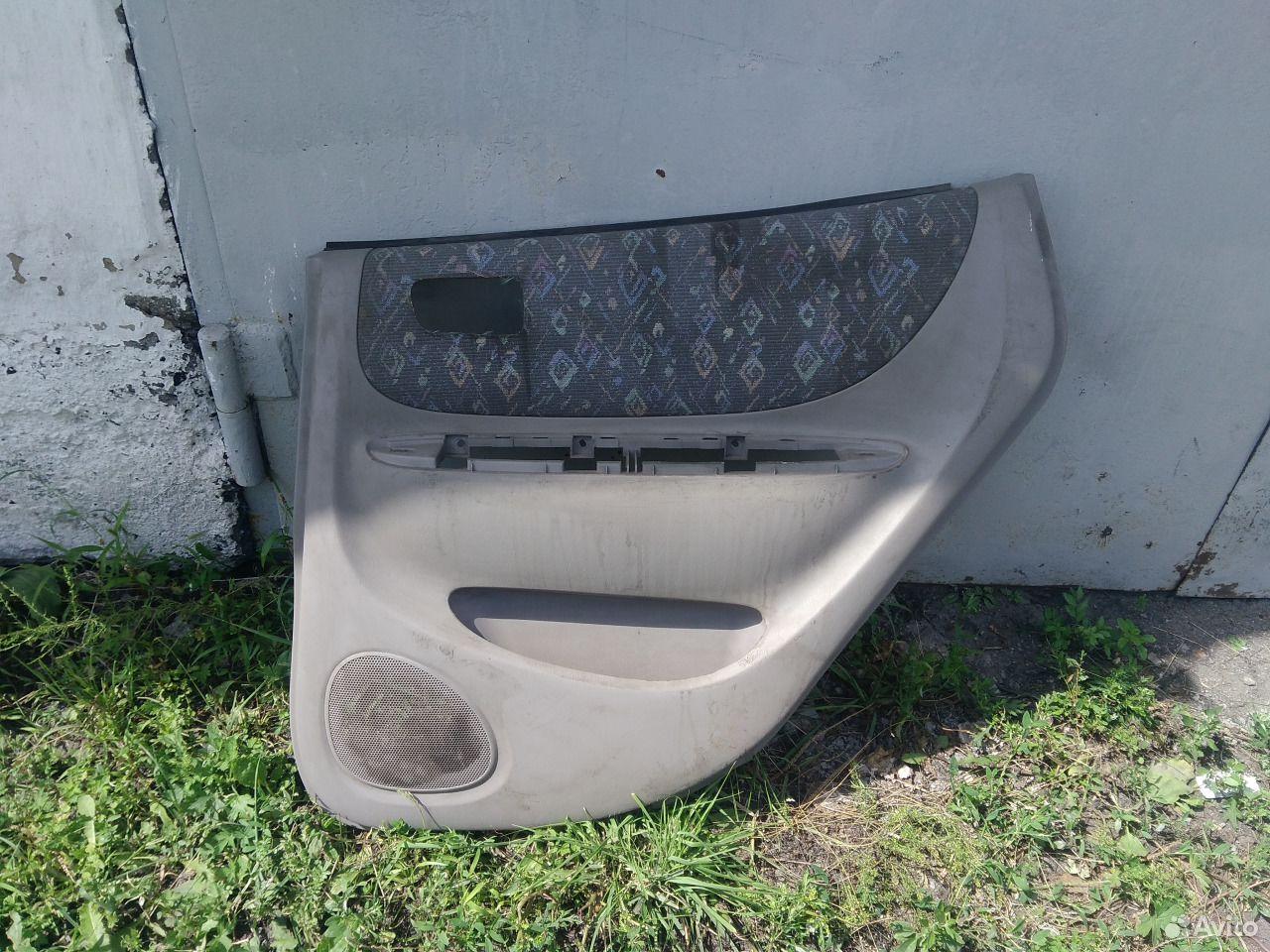 Обшива дверей Corolla Spacio AE 111, 115  89095263012 купить 1