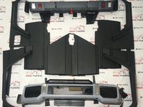 Обвес Brabus Widestar G800 Mercedes G-class w463