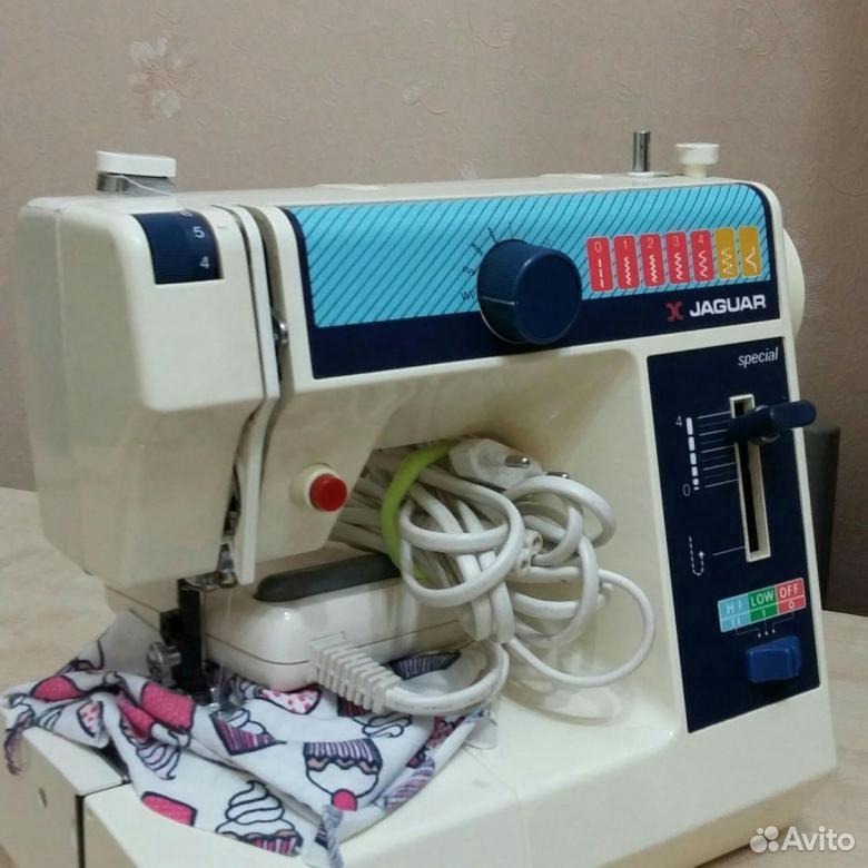 Швейная машина Jaguar  89640043038 купить 1
