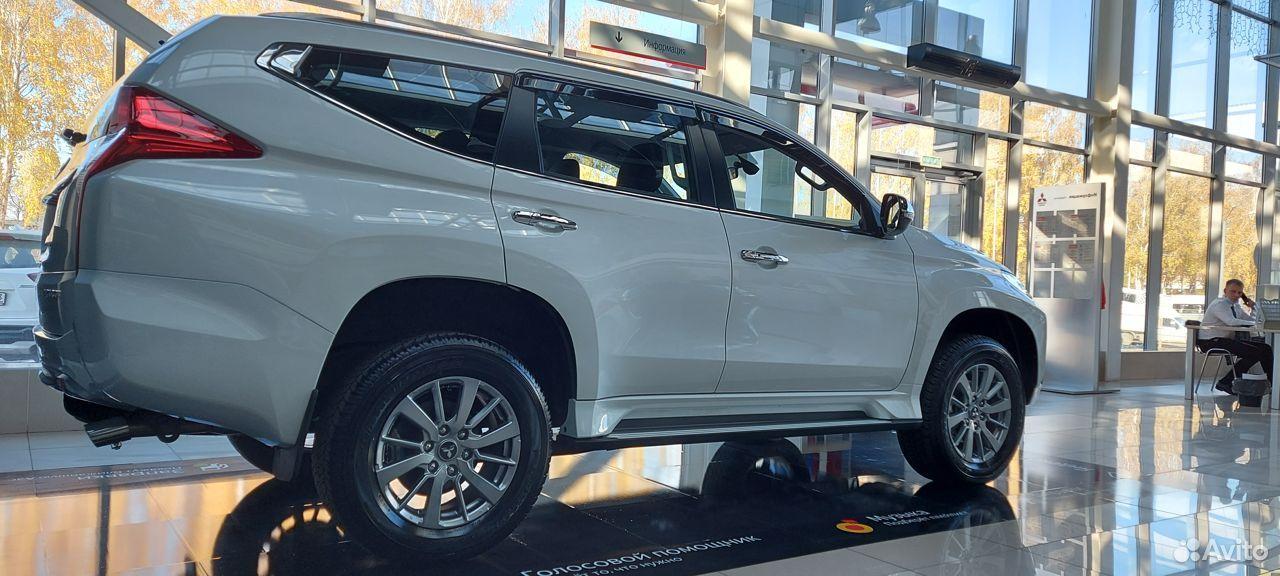 Mitsubishi Pajero Sport, 2020  88422227719 купить 3