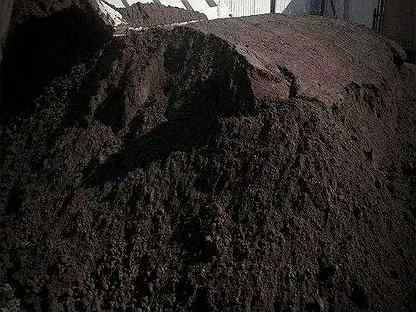 Торф, плодородный чернозем