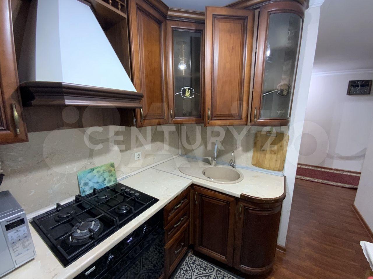 3-room apartment, 57.8 m2, 1/5 floor  89382020017 buy 8