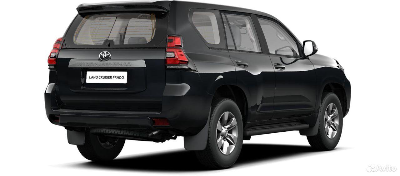 Toyota Land Cruiser Prado, 2020 83842494028 купить 5
