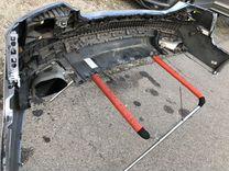 Задний бампер Audi A7 s line рестайлинг в сборе