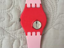 Наручные часы backup RED (suor705) Swatch
