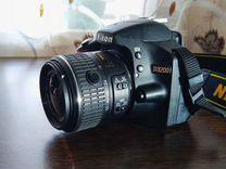 Nikon D3200 + сертификат на обучение в фотошколу