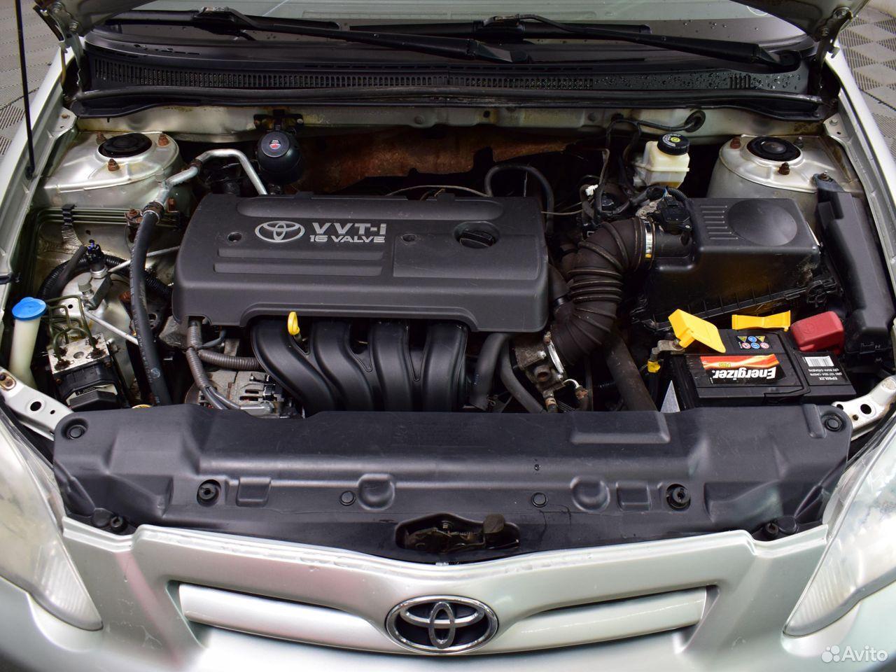 Toyota Corolla, 2006  88129207311 купить 10