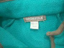 Orchestra флисовая толстовка