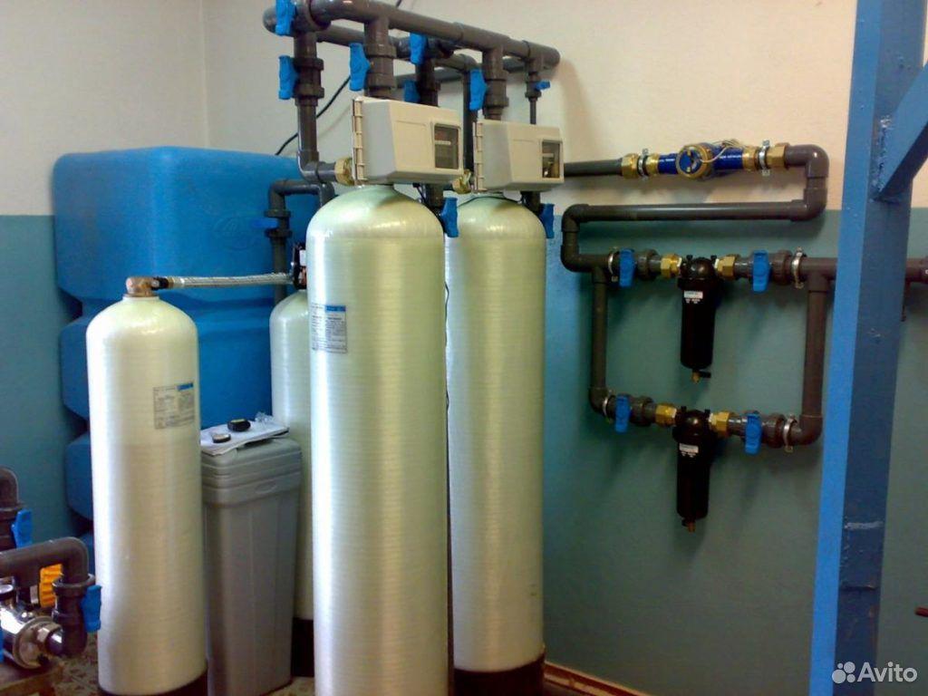Очистка воды. Фильтр для воды для загородного дома