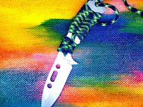 Нож со скелетной рукоятью — Охота и рыбалка в Томске