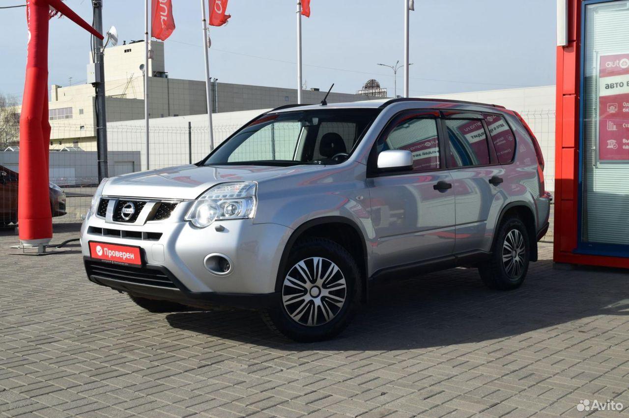 Nissan X-Trail, 2013  88633112345 купить 1