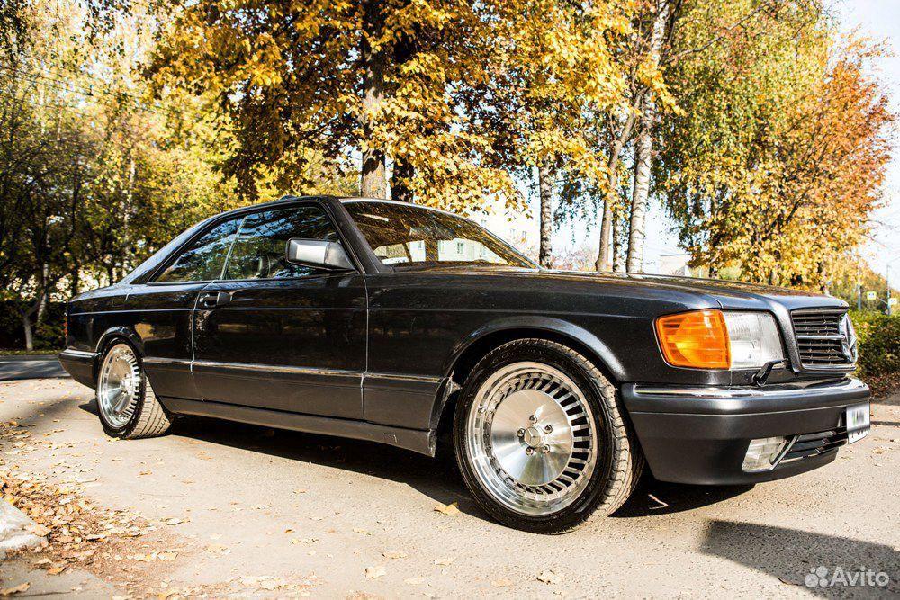 Mercedes-Benz S-класс, 1986  89600905830 купить 4