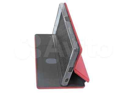 Чехол-книжка для huawei Mate 10 business красный