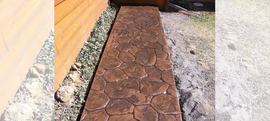 Печатный бетон москва и московская область полиуретановый лак для бетона купить в кирове