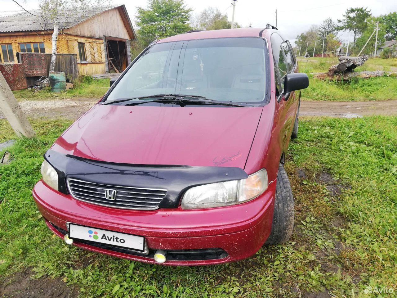 Honda Odyssey, 1997  89662714688 купить 2