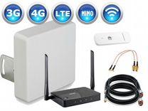 Готовое решение с антенной - Интернет на дачу