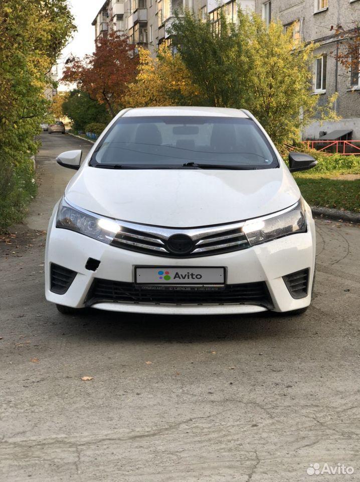 Toyota Corolla, 2013  89584797087 купить 4